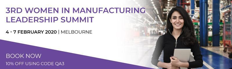 3rd Women in Manufacturing Leadership Summit