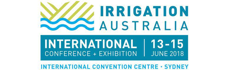 2018 Irrigation Australia International Conference and Exhibition