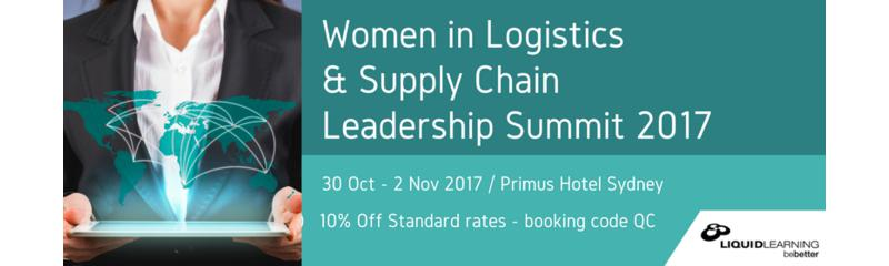 Women in Logistics and Supply Chain Leadership Summit 2017
